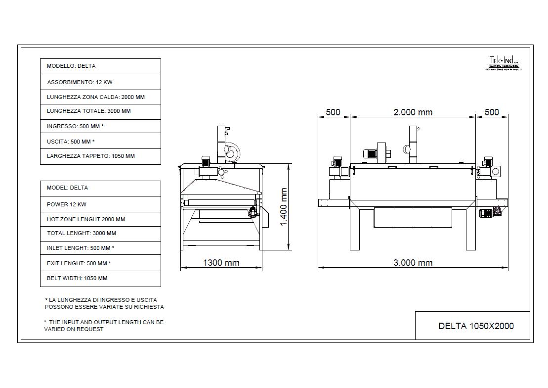 DELTA-1050X2000
