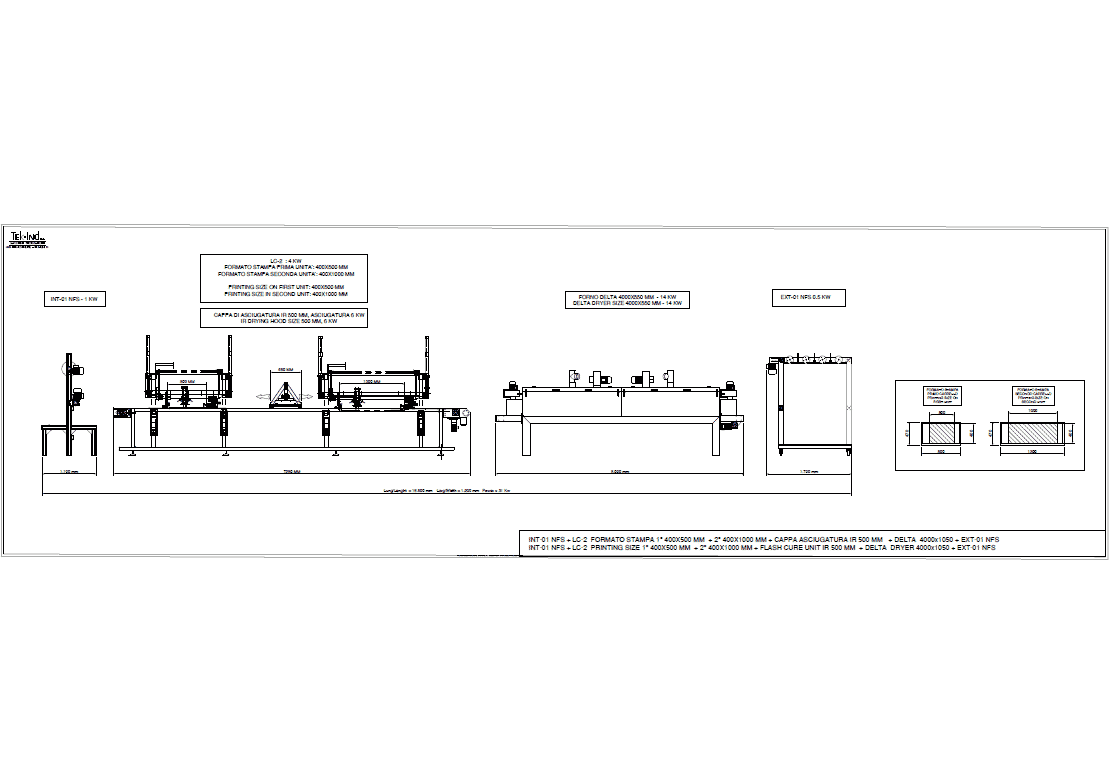 LC-2-400X500400X1000DELTA-4000