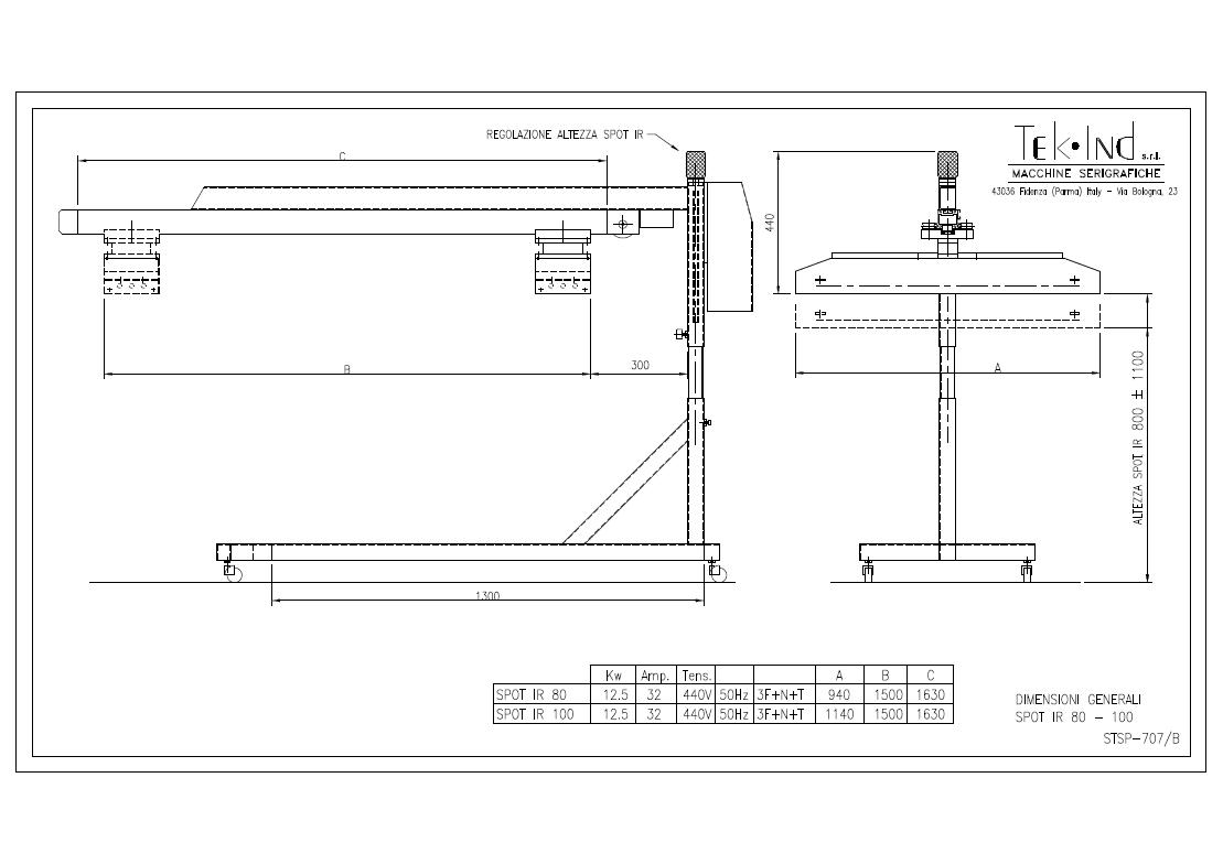 SpotIR-80-100-STSP-707-B
