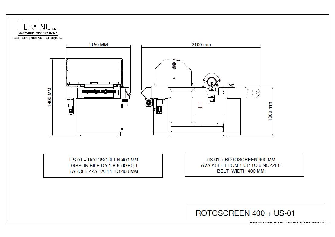 US-01+ROTOSCREEN400