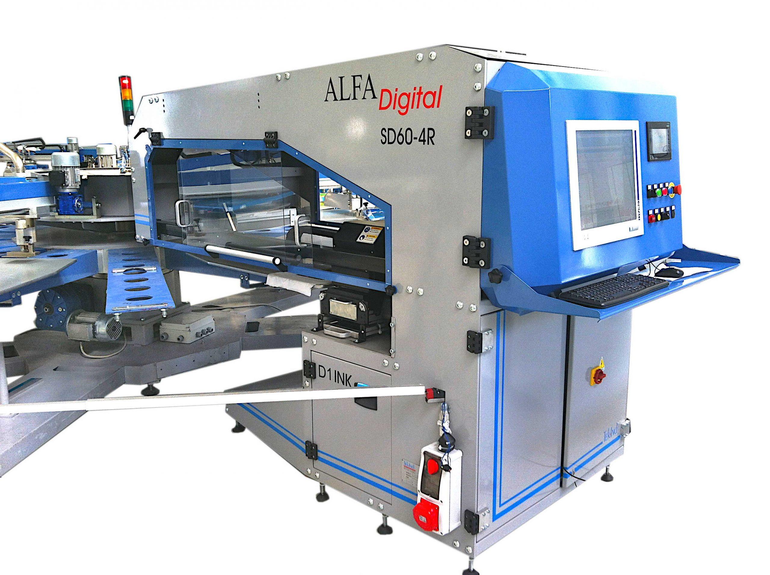 ALFA DIGITAL SD60-4R